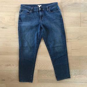 Eileen Fisher Denim Ankle Jeans